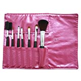 Colours Make Up Brush Kit With Pouch Of 7 Brushes - Pouch Colors Are Subject To Availability