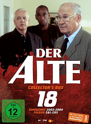 Der Alte - Collector's Box Vol. 18 (Folgen 281-295) [5 DVDs]