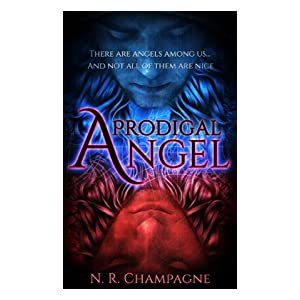 Prodigal Angel (The Watchers Book 1)