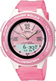Casio Women's LCF30-4B Tough Solar Ana-Digi Sport Watch