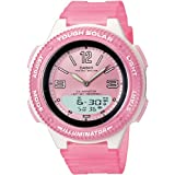 Casio Women s LCF30-2B Tough Solar Ana-Digi Sport Watch