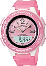 Casio Women s LCF30-4B Tough Solar Ana-Digi Sport Watch