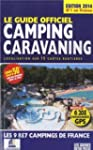 GUIDE OFFICIEL CAMPING CARAVANING 2014