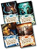 Jenny Nimmo Charlie Bone (The Red King) Collection Books 1-4, RRP £23.96 (Midnight for Charlie Bone; Charlie Bone and the Time Twister; Charlie Bone and the Blue Boa; Charlie Bone and the Castle of Mirrors)