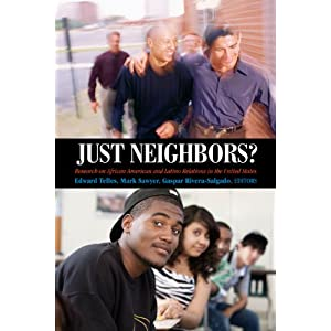 Just neighbors? : research on African American and Latino relations in the United States