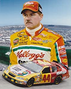 Terry Labonte Unsigned Kelloggs Racing 8x10 inch Photo by Real Deal Memorabilia