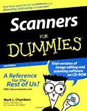 img - for Scanners For Dummies by Mark L. Chambers (2004-05-07) book / textbook / text book
