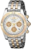 Breitling Mens CB014012-G713TT Chronomat 41 Analog Display