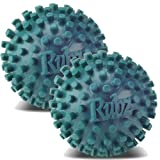 Due North Foot Rubz Foot Hand and Back Massage Ball, 2 Count