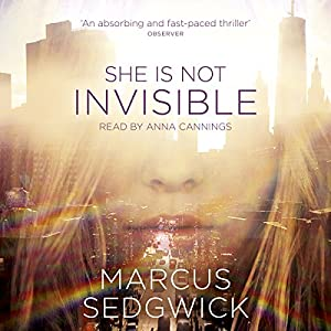 She Is Not Invisible Audiobook