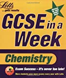 img - for Chemistry (Revise GCSE in a Week) book / textbook / text book