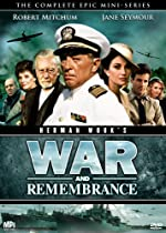 War and Remembrance: The Complete Epic Mini-Series Streaming.