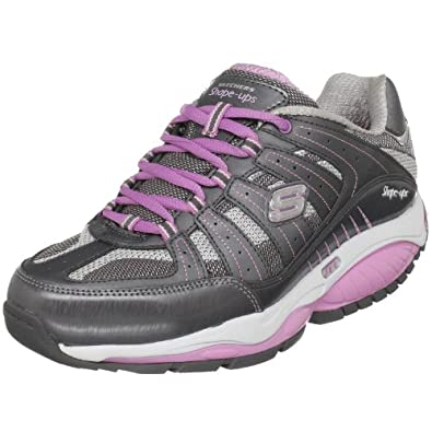 Skechers Women's Kinetix Response Sneaker Grey UK 4.5