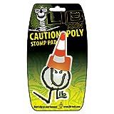 Lib Tech Caution Poly Stomp Pad by Lib Tech