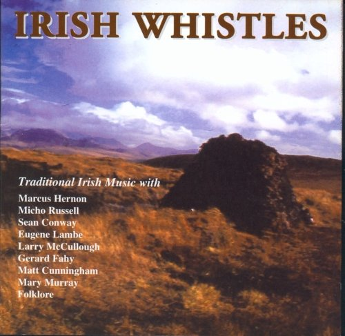 IRISH WHISTLES CD