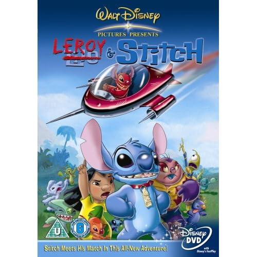 Leroy And Stitch 51tAvwqtyxL._SS500_