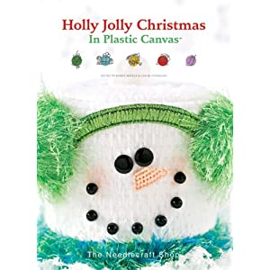 Holly Jolly Christmas in Plastic Canvas Bobbie Matela and Lisa Fosnaugh