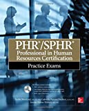 img - for PHR/SPHR Professional in Human Resources Certification Practice Exams (All-in-One) book / textbook / text book