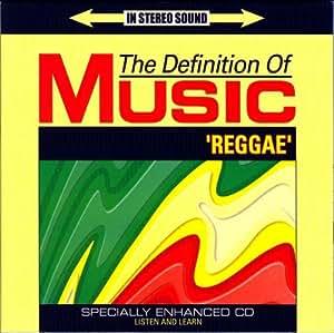 Definition of Music: Reggae