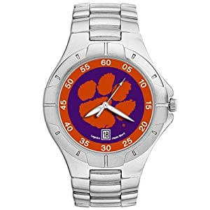NSNSW22853Q-Clemson University Watch - Mens Pro Ii Ncaa Sport by NCAA Officially Licensed