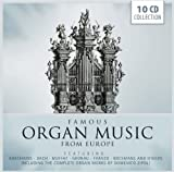 Famous Organ Music from Europe Horst Gehann