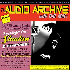 A 'Shadow' Audio Double-Feature, Starring Orson Welles, Volume 1 Radio/TV