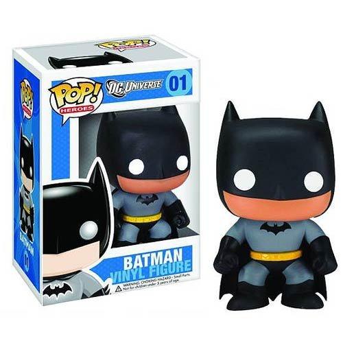 Batman New 01 Exclusive Pop! Vinyl Figure Dc Comics Urban
