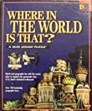 WHERE IN THE WORLD IS THAT - QUIZ JIGSAW PUZZLE