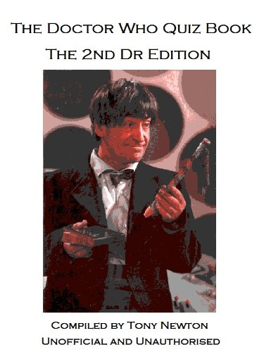 The Doctor Who Quiz Book The 2Nd Dr Edition