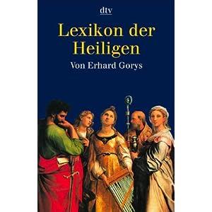 eBook Cover für  Lexikon der Heiligen