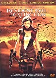 Resident Evil Extinction Exclusive 2-disc Limited Edition