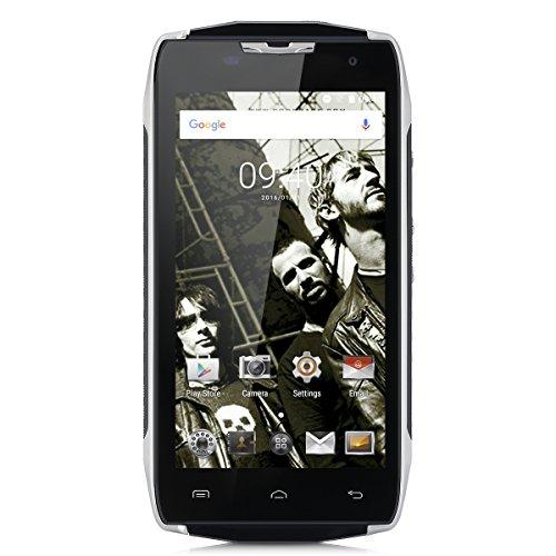 DOOGEE-T5-Lite-4G-Smartphone-IP67-Impermable-Android-60-Marshmallow-MT6735-Quad-Core-Ecran-50-HD-2Go-RAM-16Go-ROM-Dual-SIM-Gestes-Intelligents-Charge-Rapide-Housse-en-Cuir-Noir