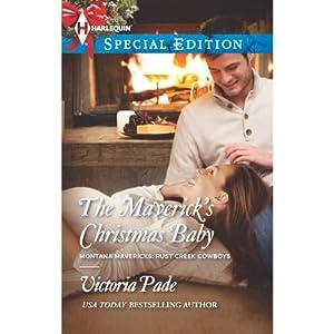 The Maverick's Christmas Baby Audiobook