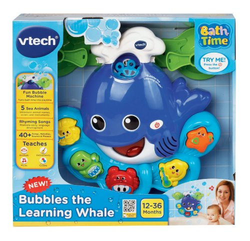 vtech whale bath toy instructions