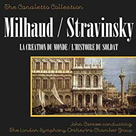 Stravinsky: L'Histoire Du Soldat (The Soldier's Tale): V. The Little Concert