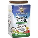 Sunwarrior Warrior Blend, 1kg Chocolate Powder