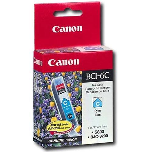 Canon 4706A003 BCI-6C Ink Tank (Cyan)
