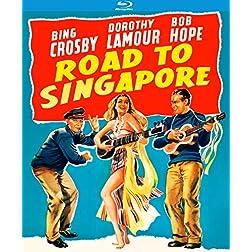Road to Singapore [Blu-ray]