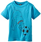 Charlie Rocket Boys 2-7 Soccer Dog Tee
