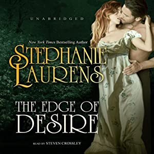 The Edge of Desire: A Bastion Club Novel | [Stephanie Laurens]
