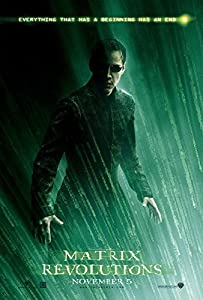 The Matrix (1999) Movie Poster Keanu Reeves 24x36 : Everything Else