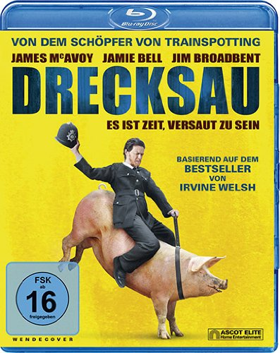 Drecksau [Blu-ray]