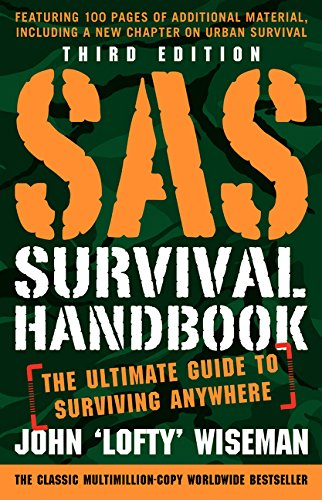 SAS Survival Handbook, Third Edition ISBN-13 9780062378071