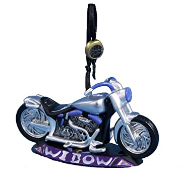#!Cheap Kurt Adler Motorcycle, Christmas Ornament