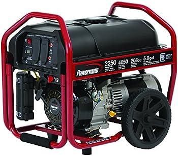 Powermate PM0123250 3250 Watt Gasoline Portable Generator