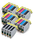 Epson Stylus SX515W x20 Compatible Printer Ink Cartridges