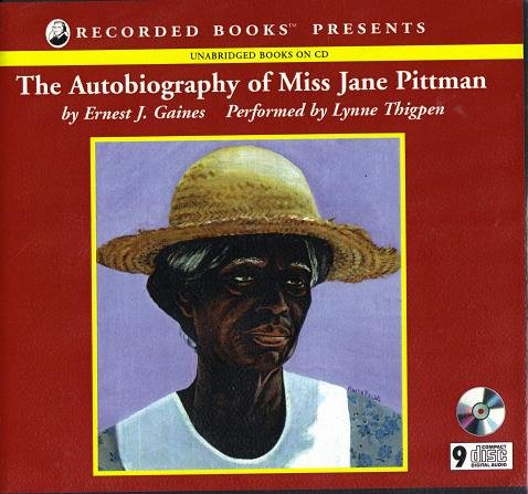 an analysis of the novel the autobiography of miss jane pittman by ernest j gaines From a general summary to chapter summaries to explanations of famous  the  autobiography of miss jane pittman is a novel by ernest j gaines that was first.
