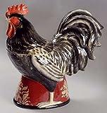 Avignon Rooster 3-D Cookie Jar 11