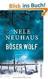 B�ser Wolf: Der sechste Fall f�r Bodenstein und Kirchhoff (Ein Bodenstein-Kirchhoff-Krimi, Band 6)