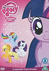 My Little Pony Friendship Is Magic Owl's Well that Ends Well